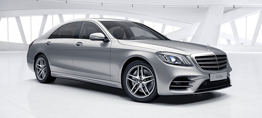 Approved Used S-Class Saloon